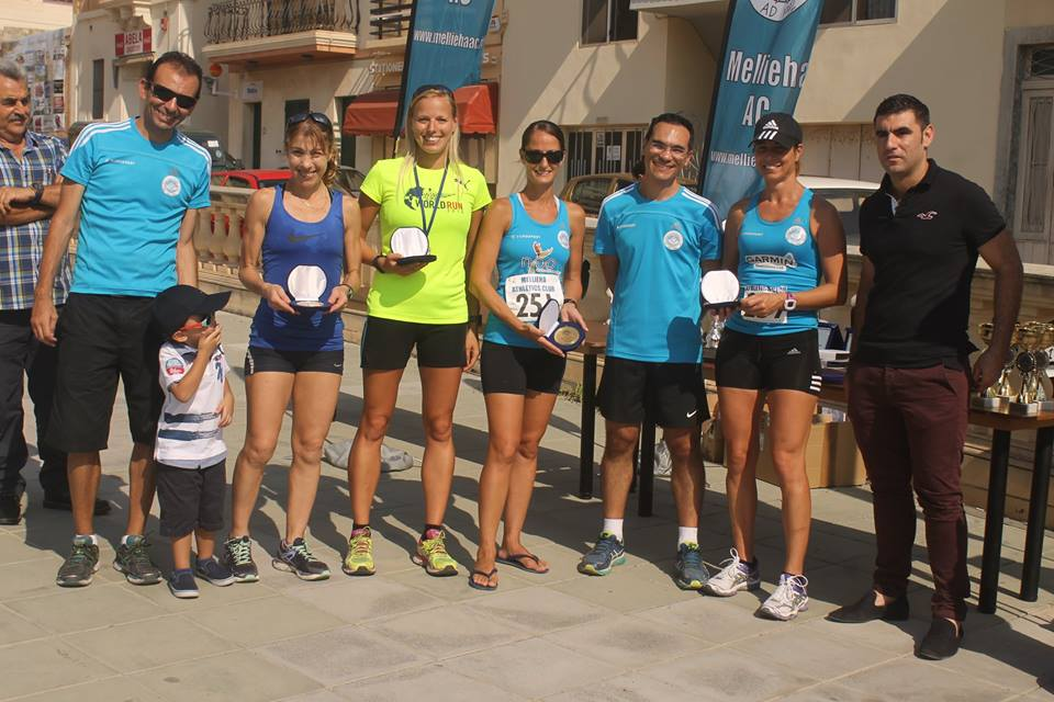 1st Female team Big Mat Mgarr 2016